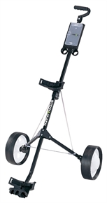 Stowamatic i-Trac Steel Golf Pull Cart