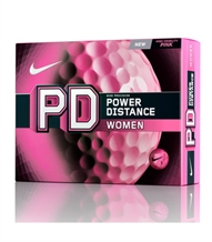 Nike Womens Power Distance 12 Pack Pink