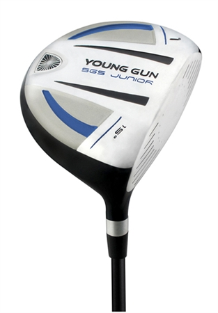 Young Gun SGS Junior DRIVER with Graphite Shaft