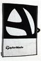 TaylorMade 19x37 Woven Terry PRO Cart Towel