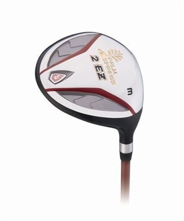 Palm Springs 2EZ SS Titanium Fairway Wood