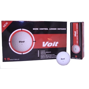 15 Voit Distance Golf Balls Personalized Text