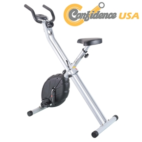 Confidence FOLDABLE EXERCISE STOW-A-BIKE