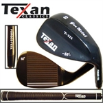 Texan Clasiscs GUN METAL 60° LOB WEDGE