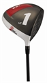 Palm Springs E2i Titanium Driver white crown