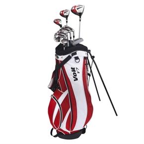 Voit Golf V7 Graphite/Steel Golf Set & Stand Bag