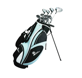 Palm Springs Visa Ladies Graphite Golf Package Set