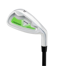 Young Gun SGS Junior Single Irons GREEN Ages 12-14