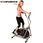 Confidence ELLIPTICAL Cross Trainer w/COMPUTER