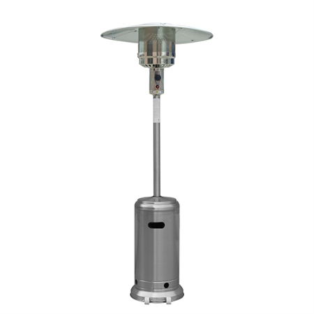 Palm Springs Stainless Steel Propane Patio Heater