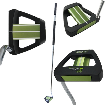 Palm Springs Golf 2EZ Belly Putter