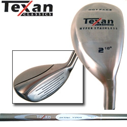 Texan Classics LADY HYBRID IRON- 3 LOFTS Available