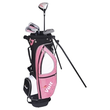 Voit XP Girls Ages 8-12 Junior Golf Set