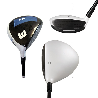 Palm Springs Lady E2i White Fairway Wood