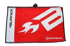 TaylorMade Burner 16x24 Woven Terry Cart Towel