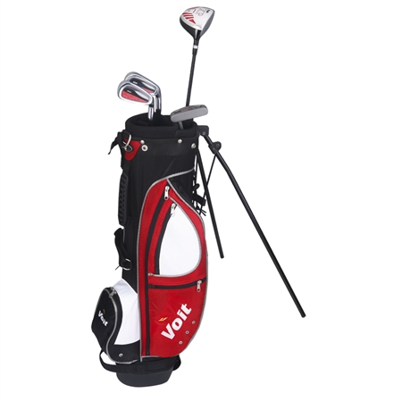 Voit Golf XP Ages 8-12 Junior Golf Set & Stand Bag