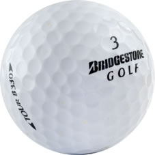 24 Bridgestone Mix -Grade AAA - Golf Balls
