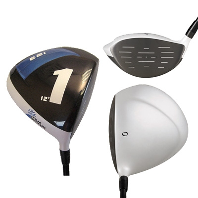 Palm Springs Lady E2i Titanium Driver White Crown