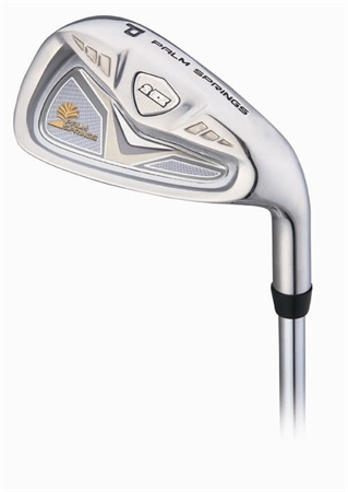 Palm Springs 2ez Lady Iron Set 5-SW All Graphite