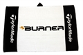 TaylorMade B/W Burner 16x24 Golf Cart Towel