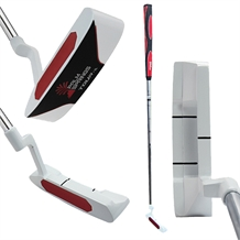 Palm Springs Golf Lefty TOUR-1 White Putter