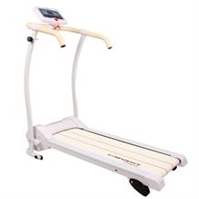 Confidence Power Trac Motorized Treadmill White