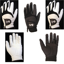 Confidence Golf Mens Gloves 2 White 1 Black