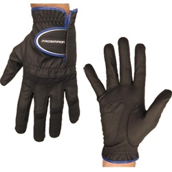3 Prosimmon Mens All-Weather Golf Gloves BLACK