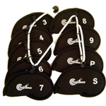 CONFIDENCE GOLF Neoprene IRON COVERS 3-SW