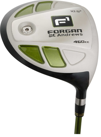 Forgan Golf Series 1 460CC Custom Fit Driver