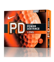 Nike Power Distance 8 Long - 12 Pack Orange