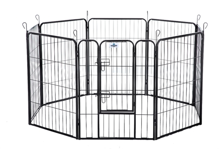 Confidence Pet Heavy Duty Dog Playpen - Small