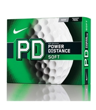 Nike Power Distance Soft Green 12 Pack