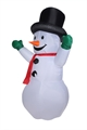Homegear 8ft Inflatable Snowman