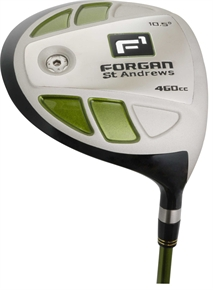 Forgan Golf Series 1 460CC Lady Custom Fit Driver
