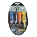 BRUSH TEES 4PK