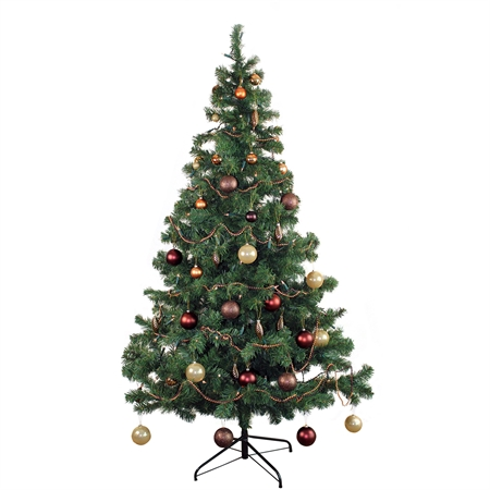Homegear Aspen Deluxe Christmas Tree