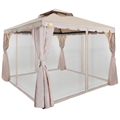 Palm Springs 10ft x 10ft Deluxe Gazebo /Party Tent