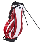 Voit Golf Red & White Stand Bag
