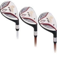 Palm Springs 2EZ Mens 18-21-24 Hybrid Club Set
