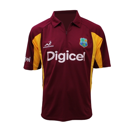 West Indies ODI One Day Replica Shirt MENS
