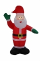 Homegear 8ft Inflatable Santa