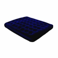 North Gear Super Flocked Fleece Queen Air Bed