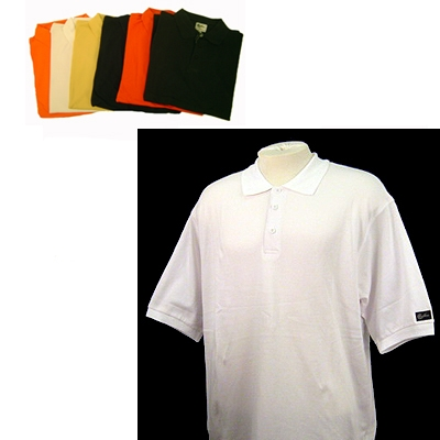 Confidence Classic Collection Mens Golf Shirt