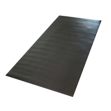 Confidence Fitness Rubber Treadmill Mat