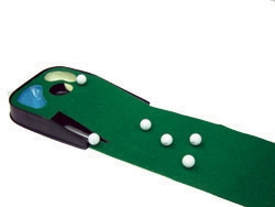 Forgan Golf Hazard PUTTING GAME & MAT