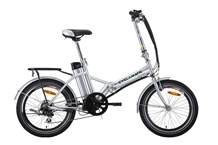 Cyclamatic Foldaway Electric Bike