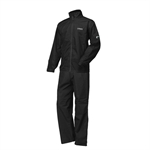Forgan Waterproof Breathable Mens Rainsuit Black