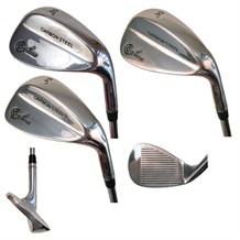 Confidence CARBON STEEL LEFTY Wedge Set 3 CLUBS