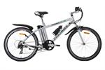 Cyclamatic Power Plus Electric Bike - Silver